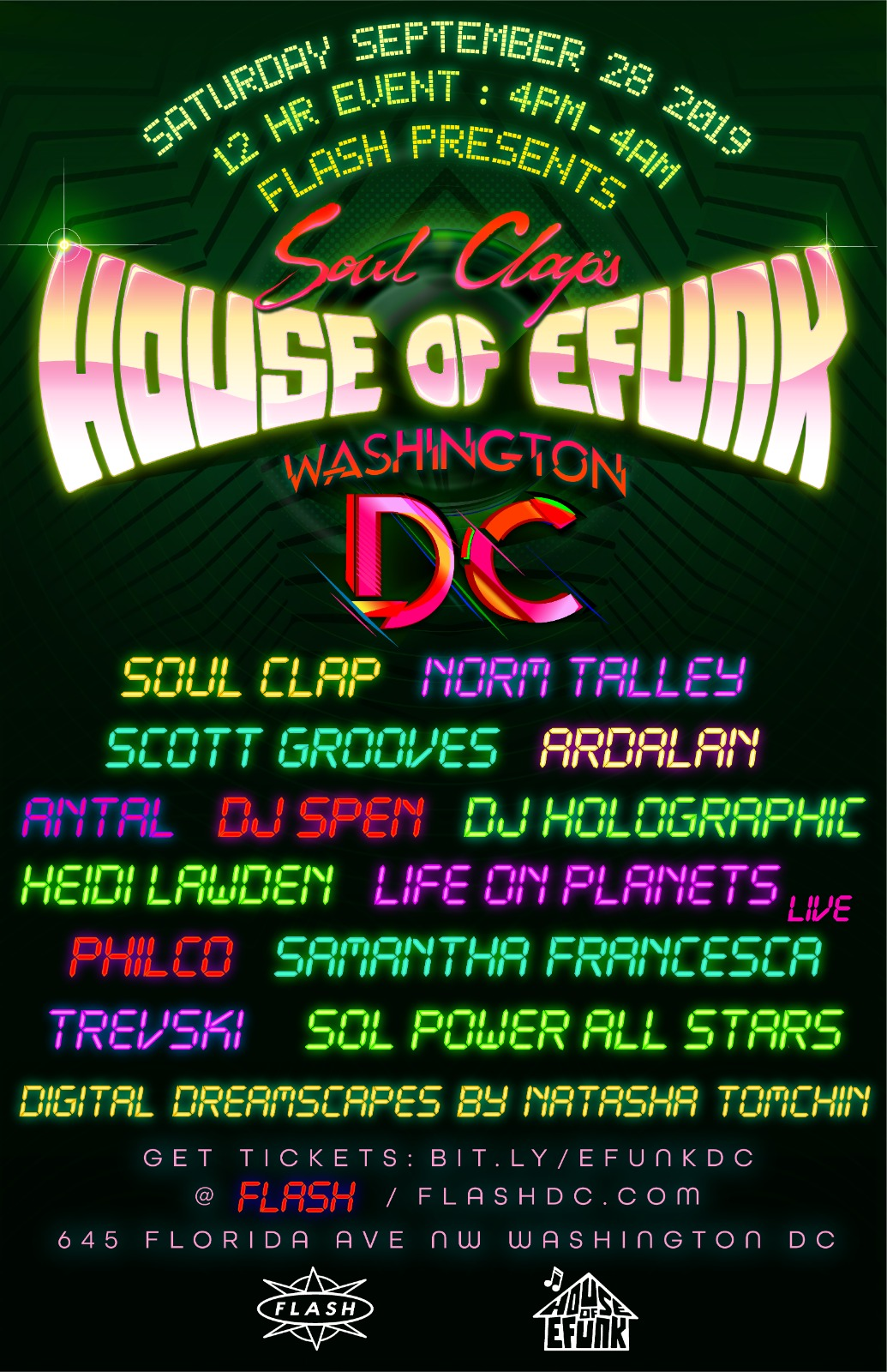 Soul Clap's House of Efunk DC event thumbnail
