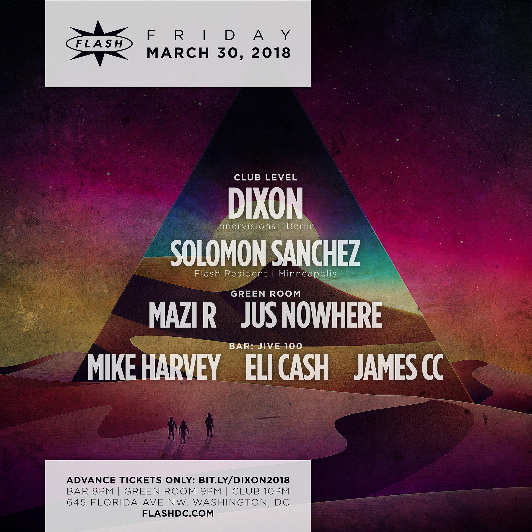 Dixon event thumbnail