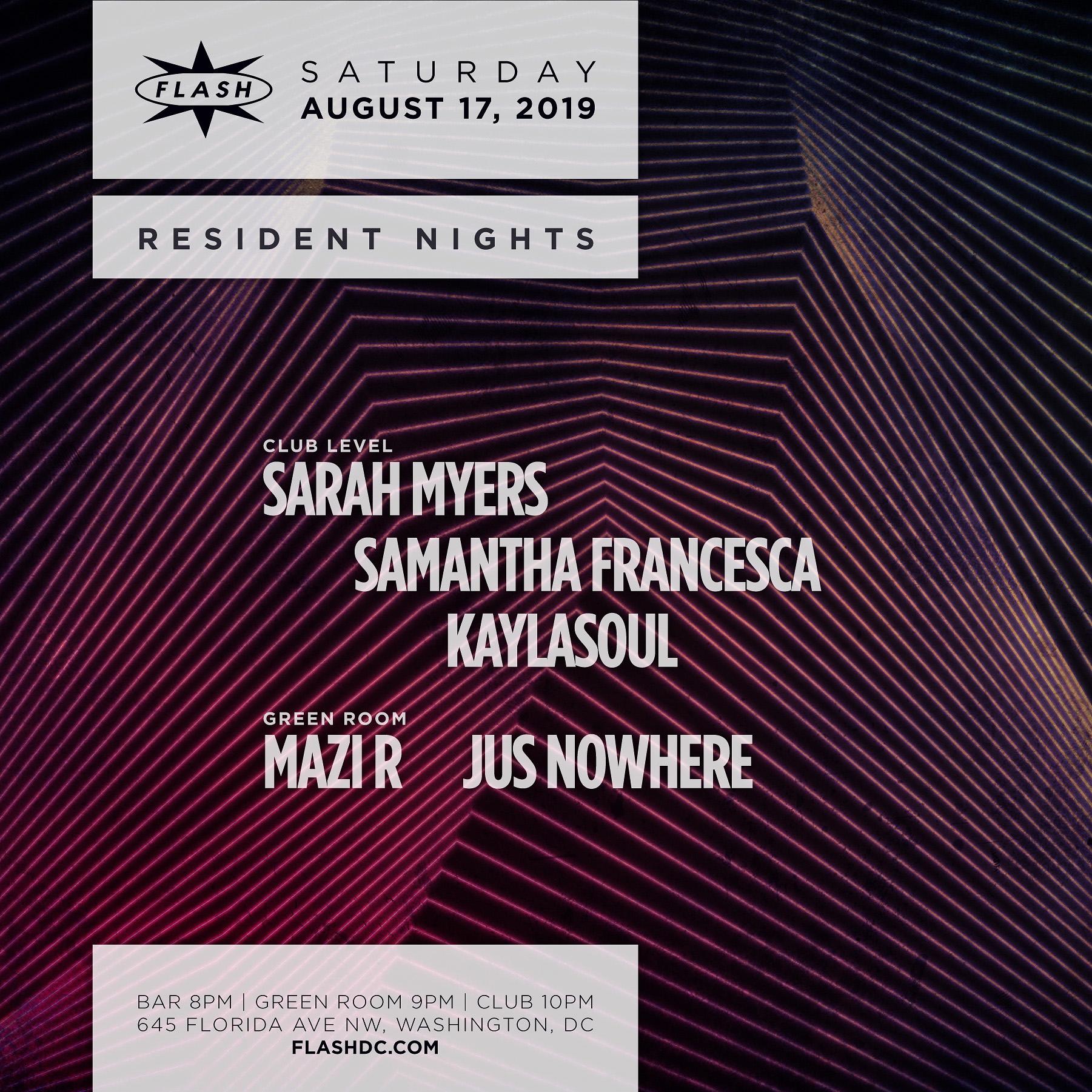 Flash: Nightclub and Bar - Washington DC