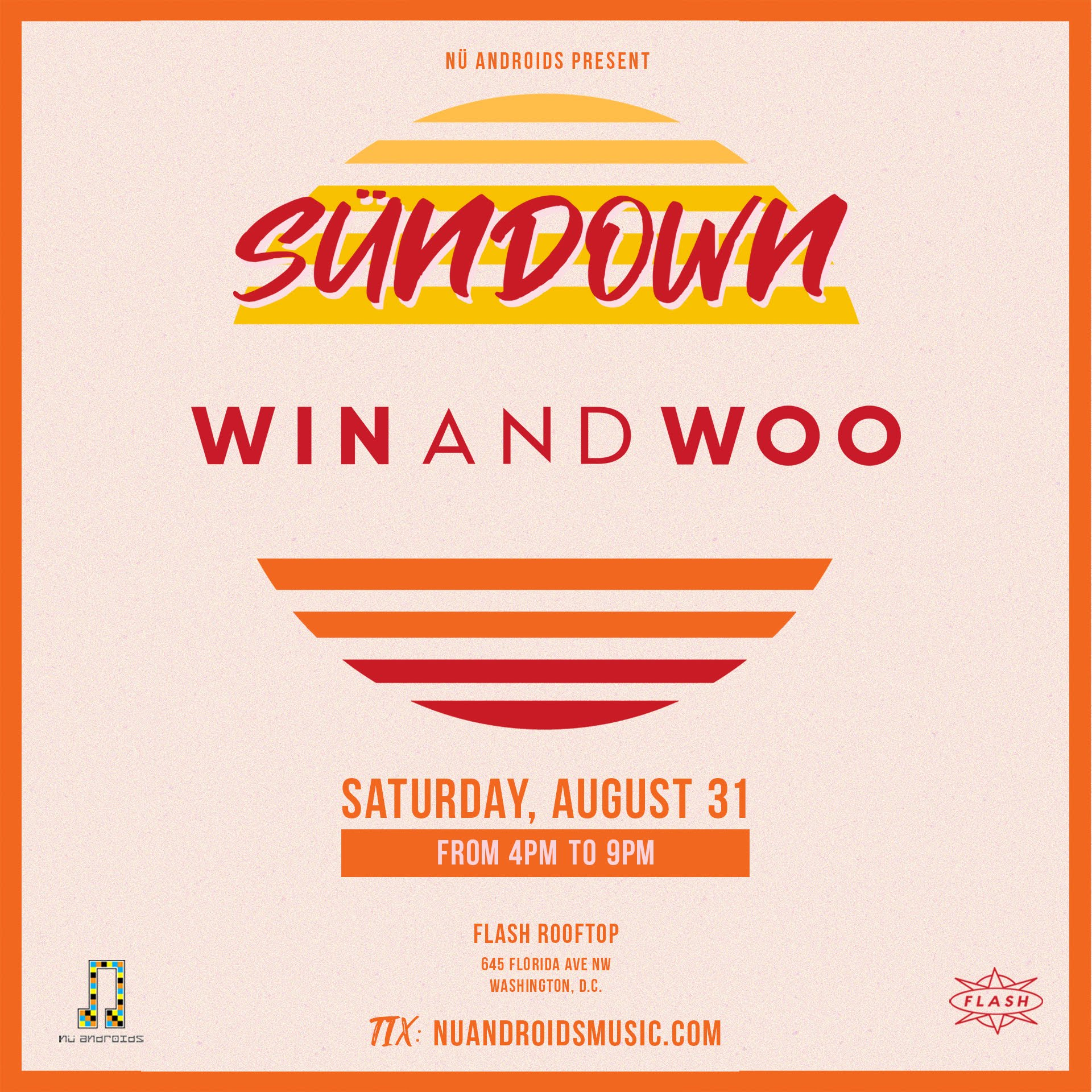 SünDown: Win and Woo event thumbnail