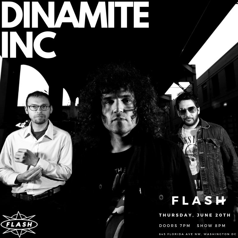 Dinamite Inc LiVE event thumbnail